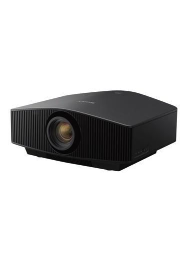 Sony VPL-VW870ES Siyah Ev Sineması Projektörü Renkli